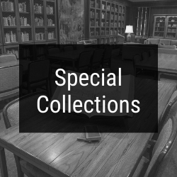 Go to Trinity University Special Collections and Archives